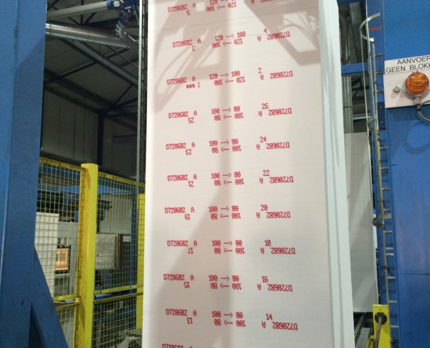 Printen ISO materiaal